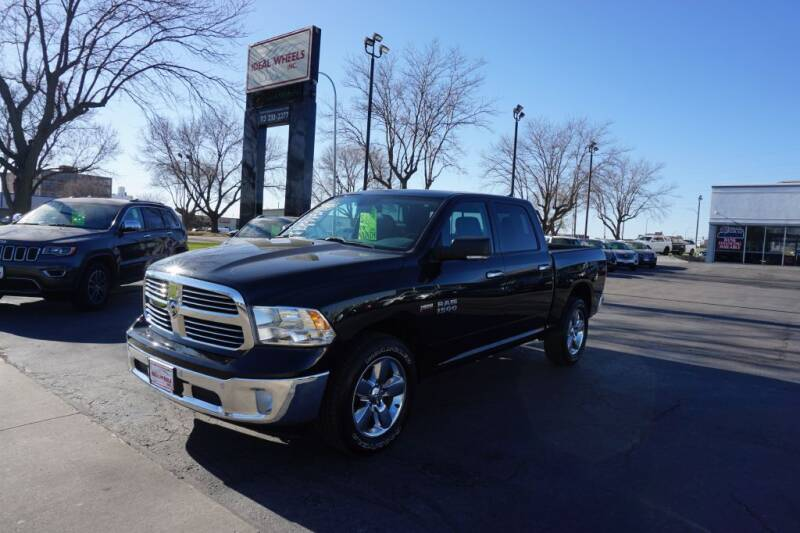 2016 RAM Ram Pickup 1500 for sale at Ideal Wheels in Sioux City IA