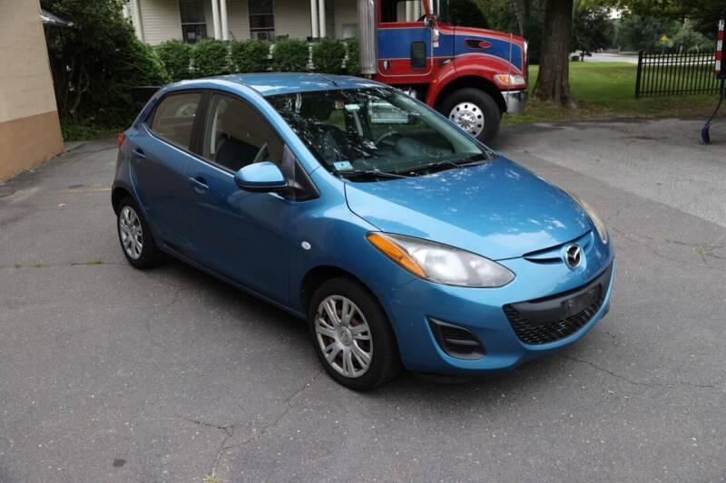 2012 Mazda MAZDA2 for sale at FENTON AUTO SALES in Westfield MA
