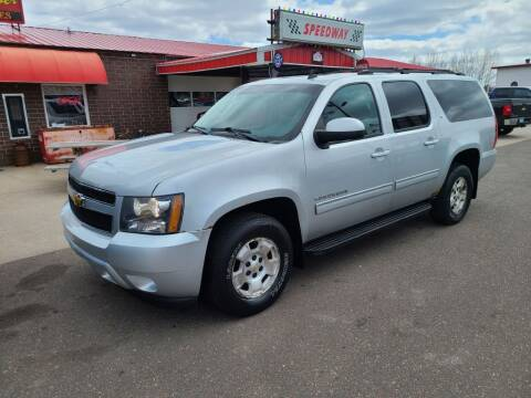 2012 Chevrolet Suburban for sale at Rum River Auto Sales in Cambridge MN