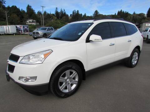 2011 Chevrolet Traverse for sale at 101 Budget Auto Sales in Coos Bay OR