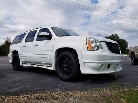 2007 GMC Yukon XL for sale at Ridgeway's Auto Sales in West Frankfort IL