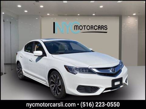 2018 Acura ILX for sale at NYC Motorcars in Freeport NY
