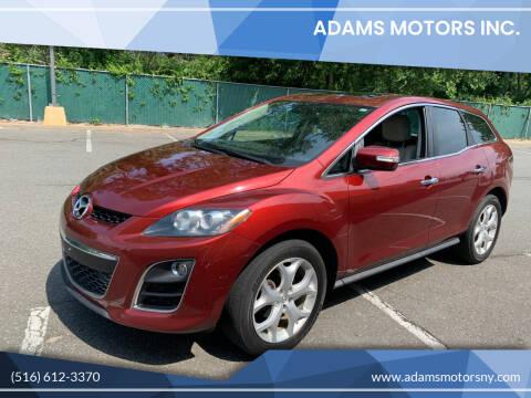 2010 Mazda CX-7 for sale at Adams Motors INC. in Inwood NY