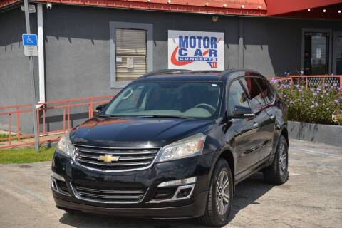 2017 Chevrolet Traverse for sale at Motor Car Concepts II - Kirkman Location in Orlando FL