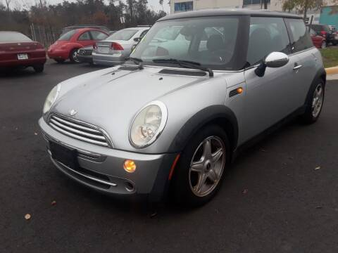 2006 MINI Cooper for sale at M & M Auto Brokers in Chantilly VA