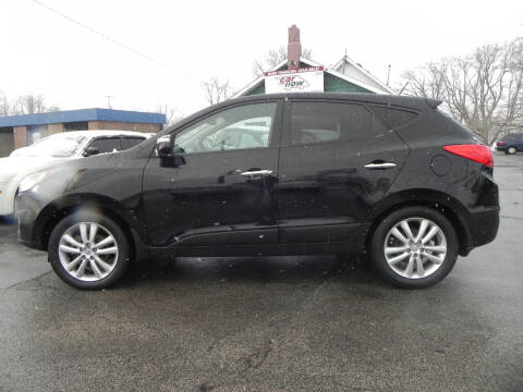 2011 Hyundai Tucson for sale at Car Now in Mount Zion IL