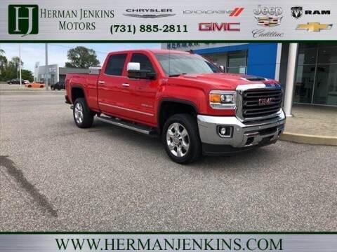 2018 GMC Sierra 2500HD for sale at Herman Jenkins Used Cars in Union City TN