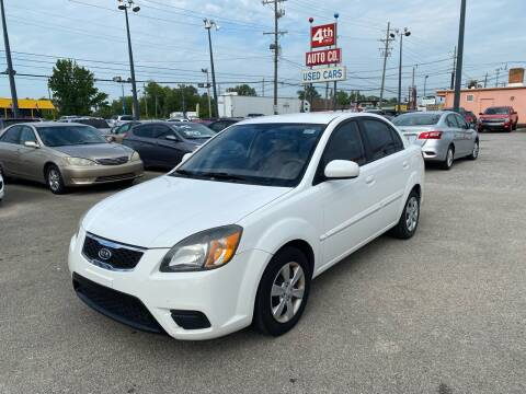 2010 Kia Rio for sale at 4th Street Auto in Louisville KY