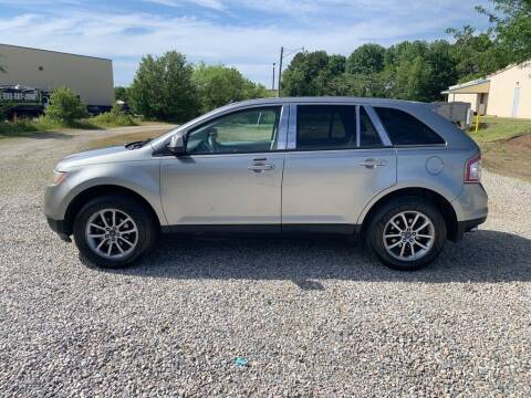 2008 Ford Edge for sale at MEEK MOTORS in North Chesterfield VA
