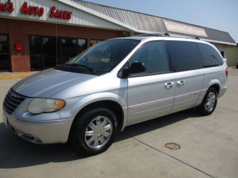 2005 Chrysler Town and Country for sale at Eden's Auto Sales in Valley Center KS