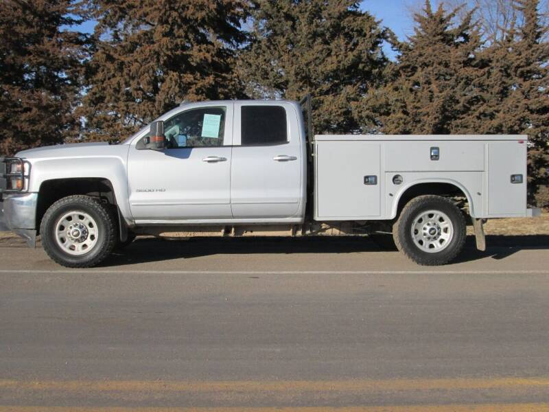 2017 Chevrolet Silverado 3500HD for sale at Joe's Motor Company in Hazard NE