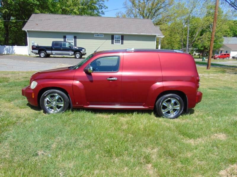 2008 Chevrolet HHR for sale at CR Garland Auto Sales in Fredericksburg VA