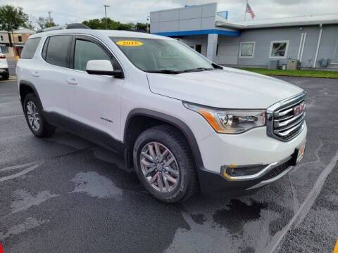 2018 GMC Acadia for sale at Frenchie's Chevrolet and Selects in Massena NY