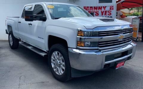 2018 Chevrolet Silverado 2500HD for sale at Manny G Motors in San Antonio TX