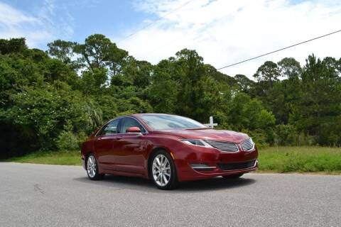 2016 Lincoln MKZ Hybrid for sale at Car Bazaar in Pensacola FL
