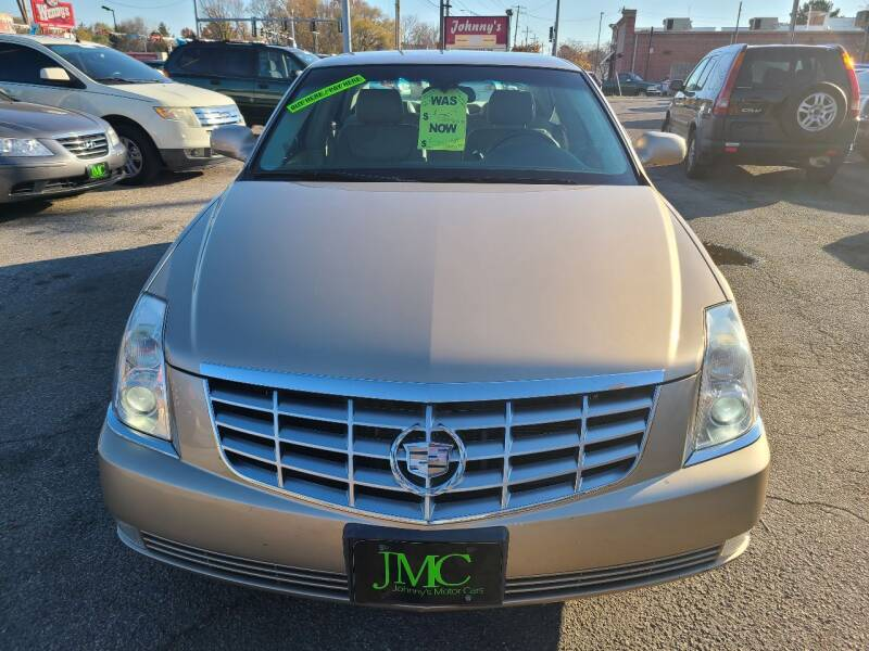 2006 Cadillac DTS for sale at Johnny's Motor Cars in Toledo OH