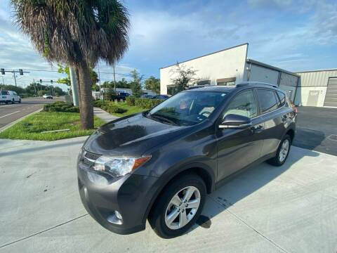 2014 Toyota RAV4 for sale at Bay City Autosales in Tampa FL