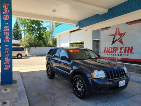2008 Jeep Grand Cherokee for sale at Nor Cal Auto Center in Anderson CA