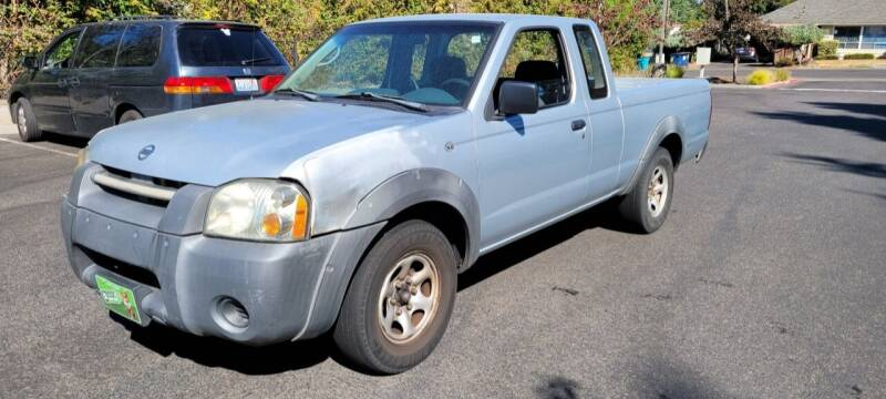2002 Nissan Frontier for sale at TOP Auto BROKERS LLC in Vancouver WA