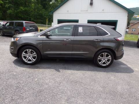 2015 Ford Edge for sale at RJ McGlynn Auto Exchange in West Nanticoke PA