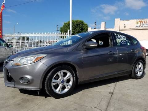 2013 Ford Focus for sale at Olympic Motors in Los Angeles CA