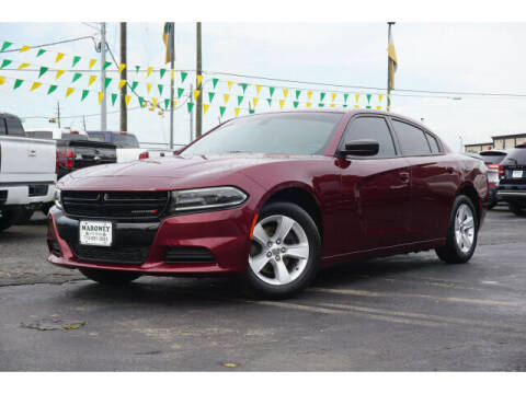 2019 Dodge Charger for sale at Maroney Auto Sales in Humble TX