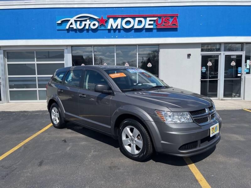 2013 Dodge Journey for sale at AUTO MODE USA in Burbank IL