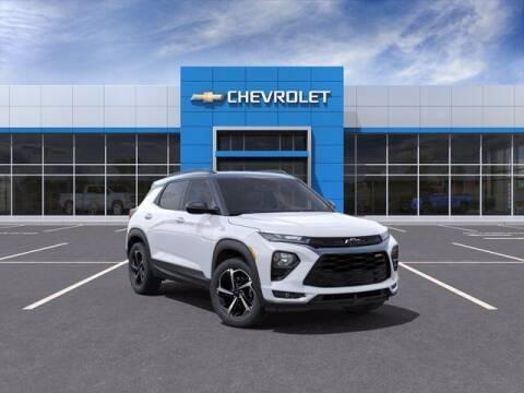 2022 Chevrolet TrailBlazer for sale at Sands Chevrolet in Surprise AZ