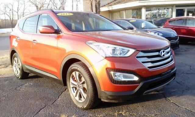 2015 Hyundai Santa Fe Sport for sale at Jim Clark Auto World in Topeka KS