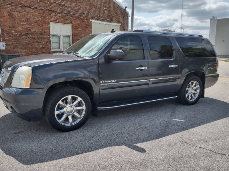 2008 GMC Yukon XL for sale at Imperial Auto, LLC in Marshall MO