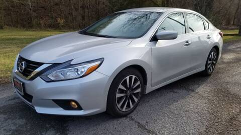 2018 Nissan Altima for sale at G T Auto Group in Goodlettsville TN