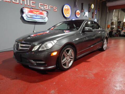 2013 Mercedes-Benz E-Class for sale at Iconic Motors of Oklahoma City, LLC in Oklahoma City OK