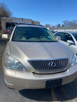2007 Lexus RX 350 for sale at Whiting Motors in Plainville CT