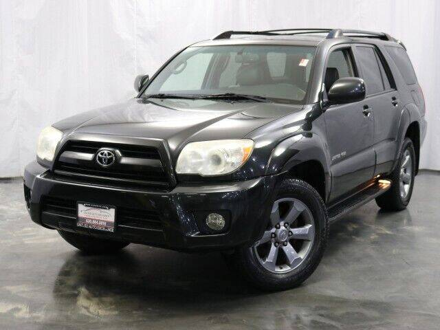 2007 Toyota 4Runner for sale at United Auto Exchange in Addison IL