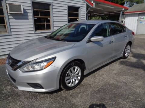 2017 Nissan Altima for sale at Z Motors in North Lauderdale FL