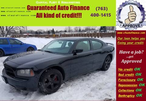 2008 Dodge Charger for sale at Capital Fleet  & Remarketing  Auto Finance in Columbia Heights MN