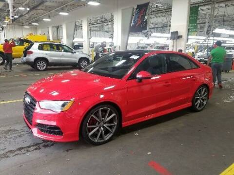 2016 Audi S3 for sale at Florida Fine Cars - West Palm Beach in West Palm Beach FL