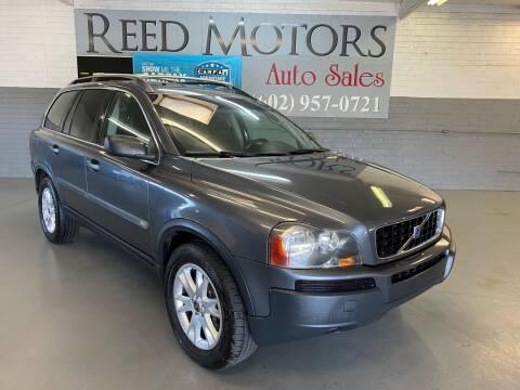 2005 Volvo XC90 for sale at REED MOTORS LLC in Phoenix AZ
