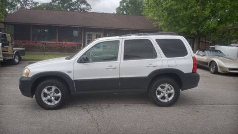 2006 Mazda Tribute for sale at Victory Motor Company in Conroe TX