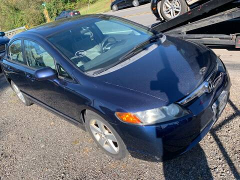 2006 Honda Civic for sale at Trocci's Auto Sales in West Pittsburg PA