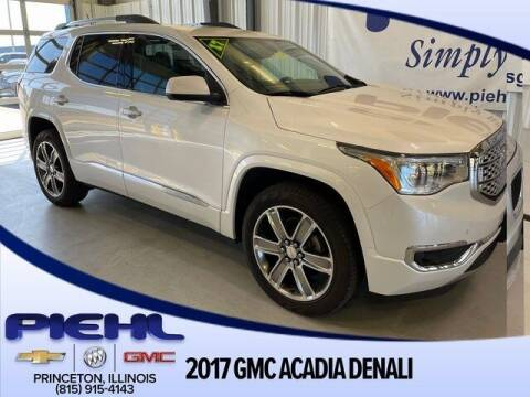 2017 GMC Acadia for sale at Piehl Motors - PIEHL Chevrolet Buick Cadillac in Princeton IL