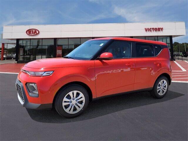 2021 Kia Soul for sale in Victoria, TX