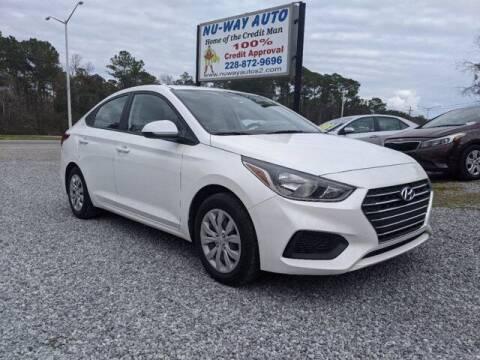 2019 Hyundai Accent for sale at Nu-Way Auto Ocean Springs in Ocean Springs MS