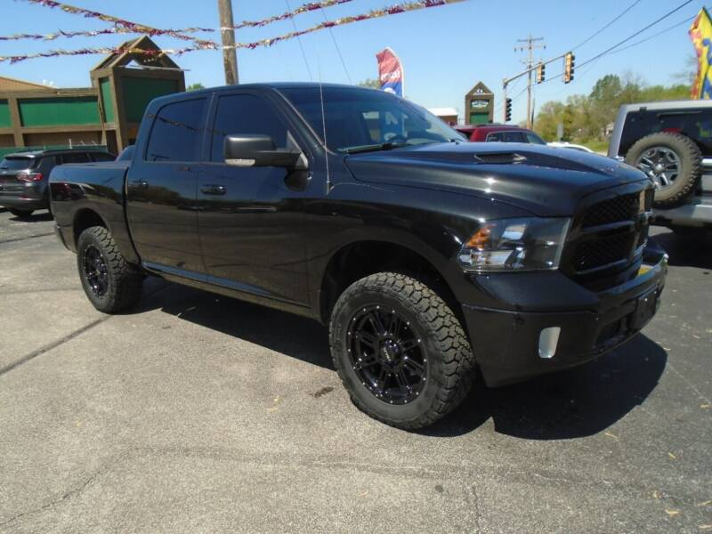 2019 RAM Ram Pickup 1500 Classic for sale at River City Auto Sales in Cottage Hills IL