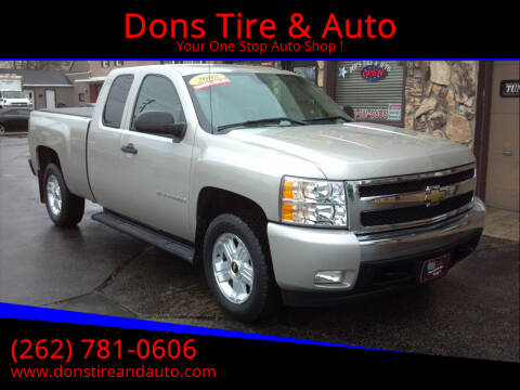 2008 Chevrolet Silverado 1500 for sale at Dons Tire & Auto in Butler WI