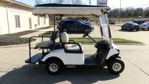 2017 Yamaha DRIVE TWO 4 PERSON for sale at Prudential Auto Leasing in Hudson OH