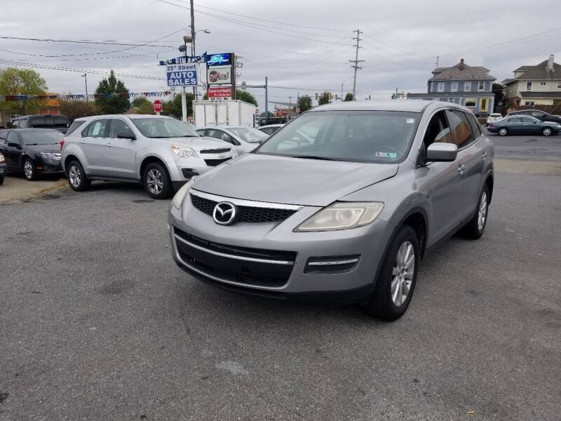2009 Mazda CX-9 for sale at 25TH STREET AUTO SALES in Easton PA