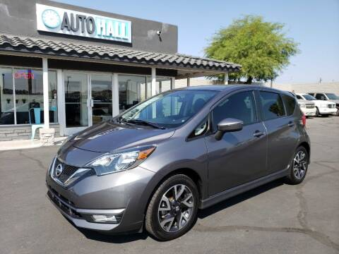 2017 Nissan Versa Note for sale at Auto Hall in Chandler AZ