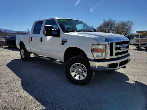 2008 Ford F-350 Super Duty for sale at Canyon View Auto Sales in Cedar City UT