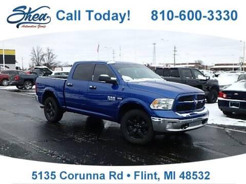 2016 RAM Ram Pickup 1500 for sale at Jamie Sells Cars 810 - Linden Location in Flint MI